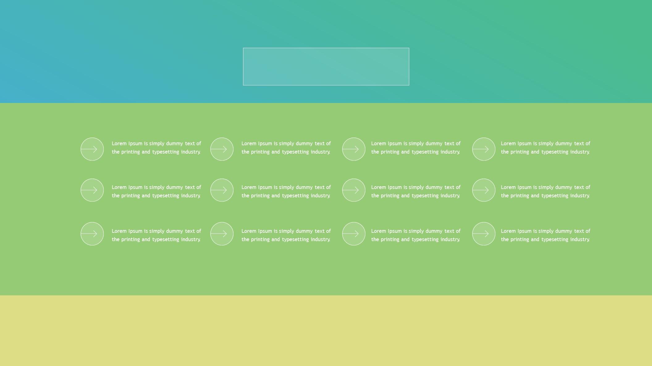 色块拼接时尚商务PPT模板下载_预览图12