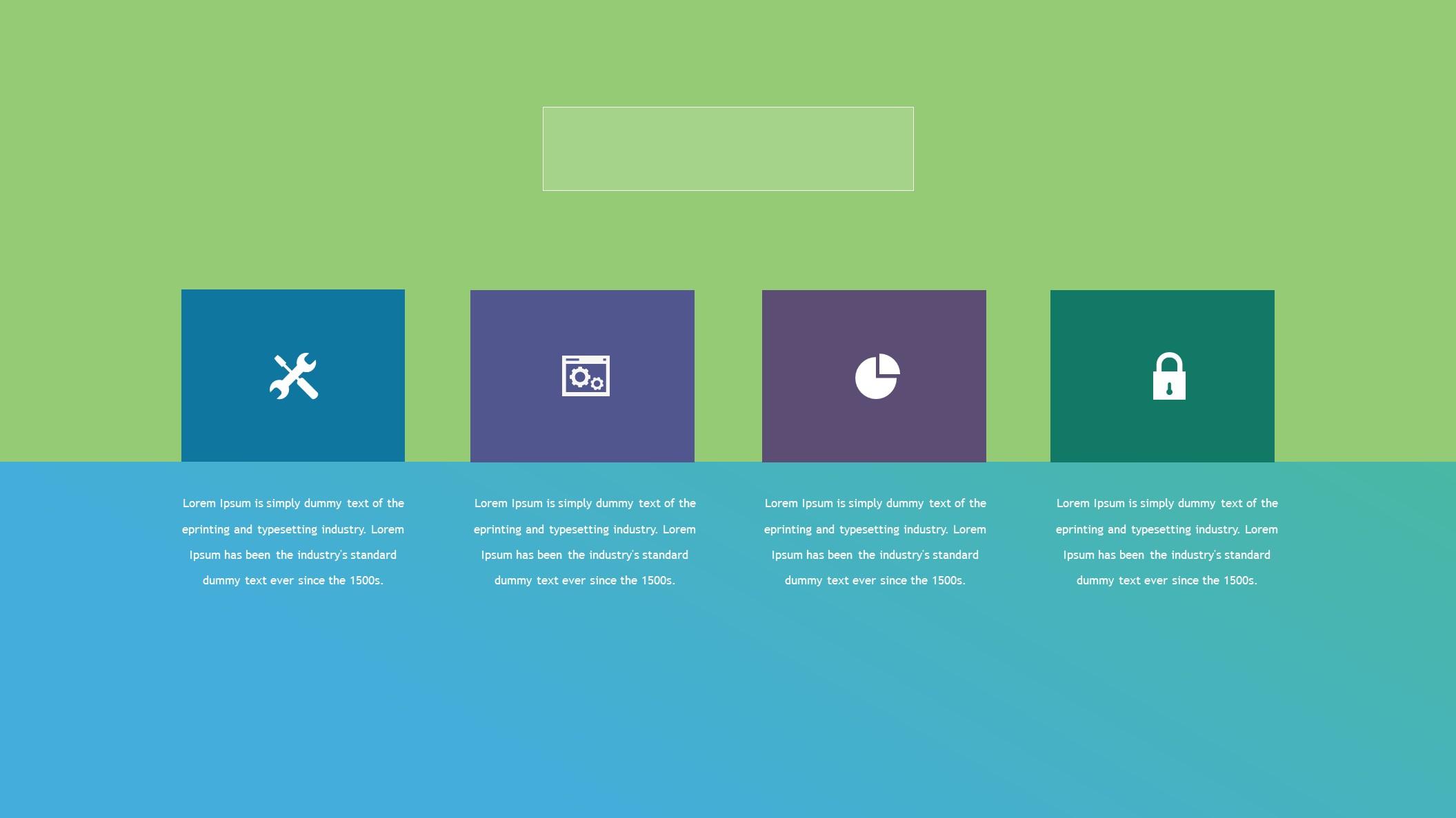 色块拼接时尚商务PPT模板下载_预览图8