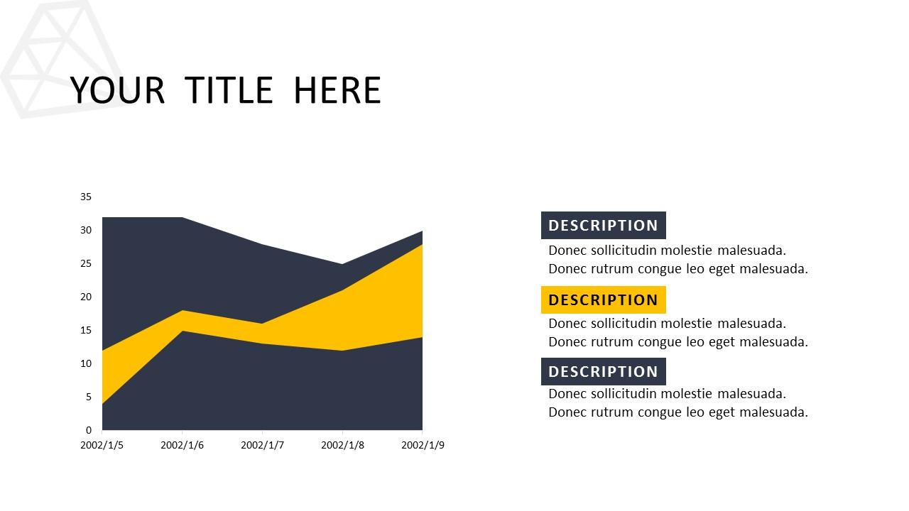 黑色多边形背景时尚PowerPoint模板下载_预览图19