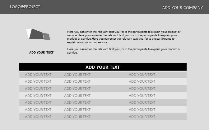 灰色简洁商务PPT模板下载_预览图24