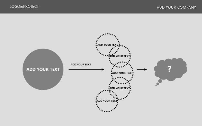 灰色简洁商务PPT模板下载_预览图9