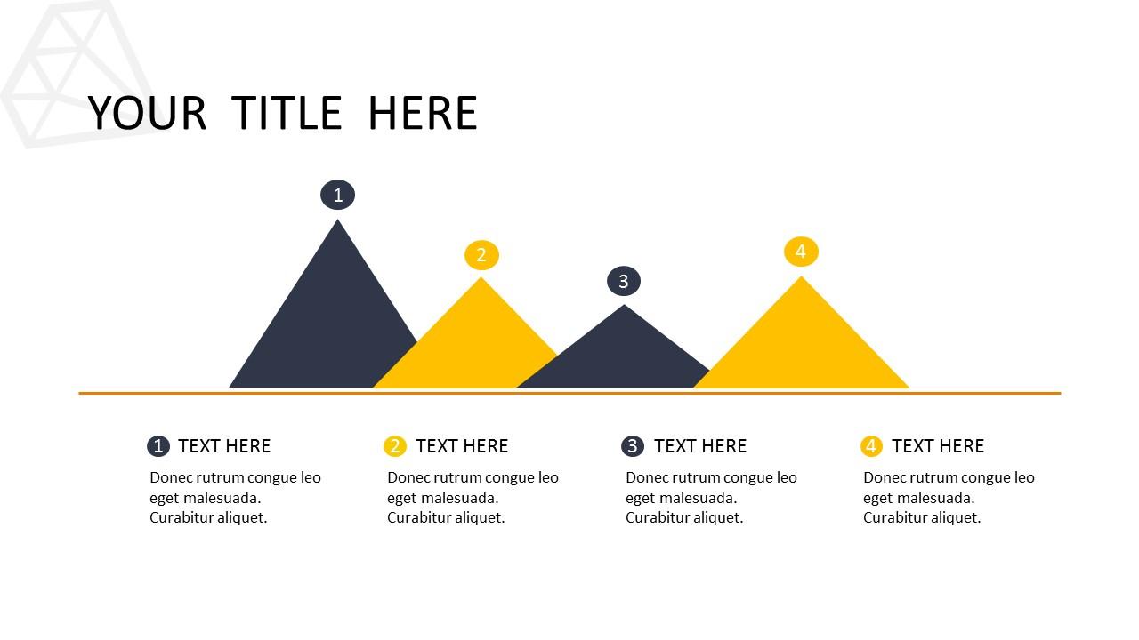 黑色多边形背景时尚PowerPoint模板下载_预览图11