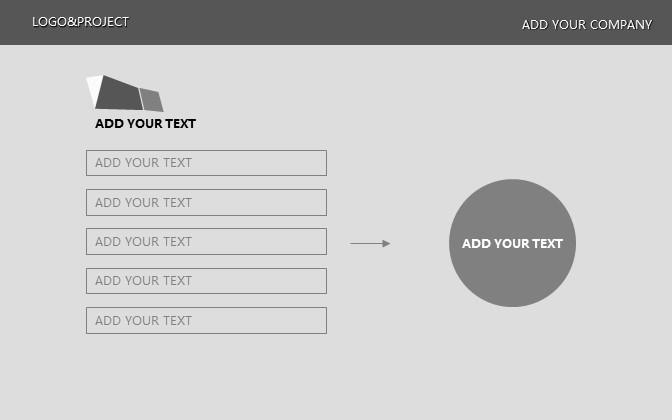 灰色简洁商务PPT模板下载_预览图15