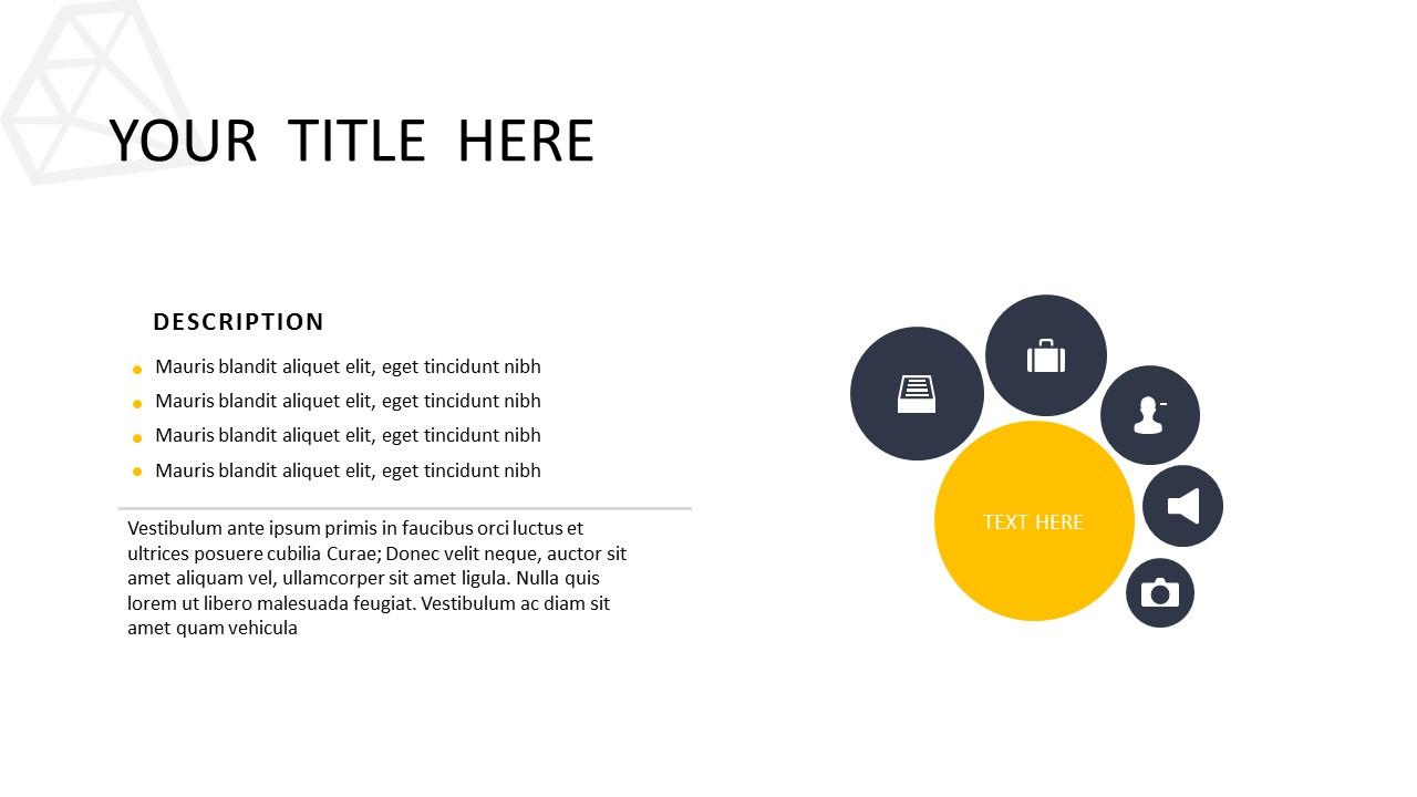 黑色多边形背景时尚PowerPoint模板下载_预览图12