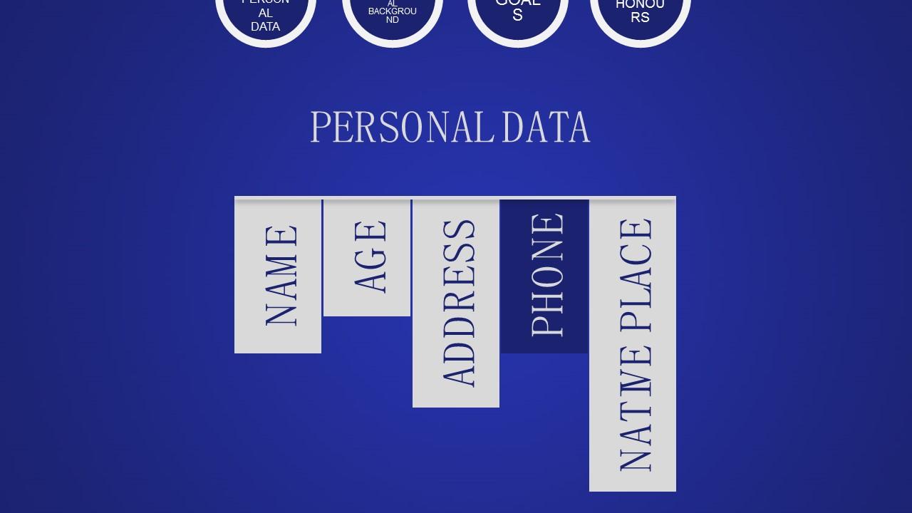 简洁大气立体商务PowerPoint模板下载_预览图2