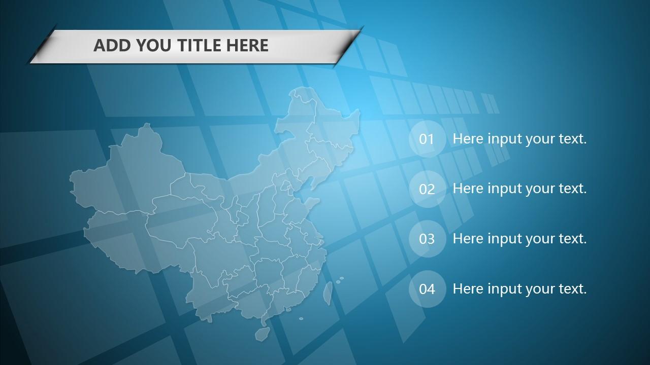 蓝色科技商务PowerPoint模板下载_预览图8