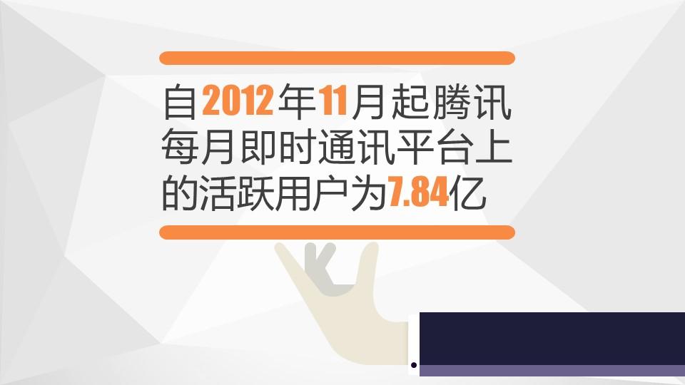 中国互联网时代的亮点PPT模板下载_预览图11