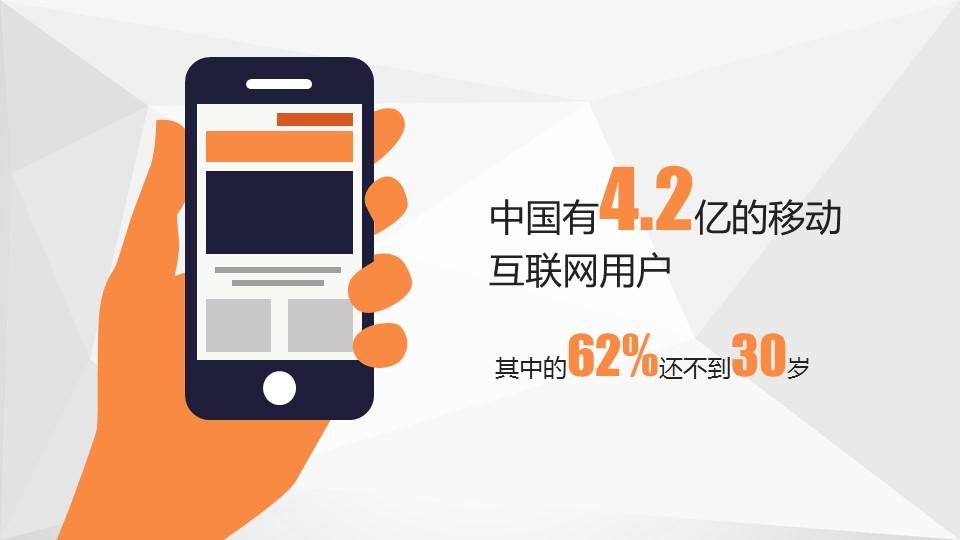 中国互联网时代的亮点PPT模板下载_预览图4
