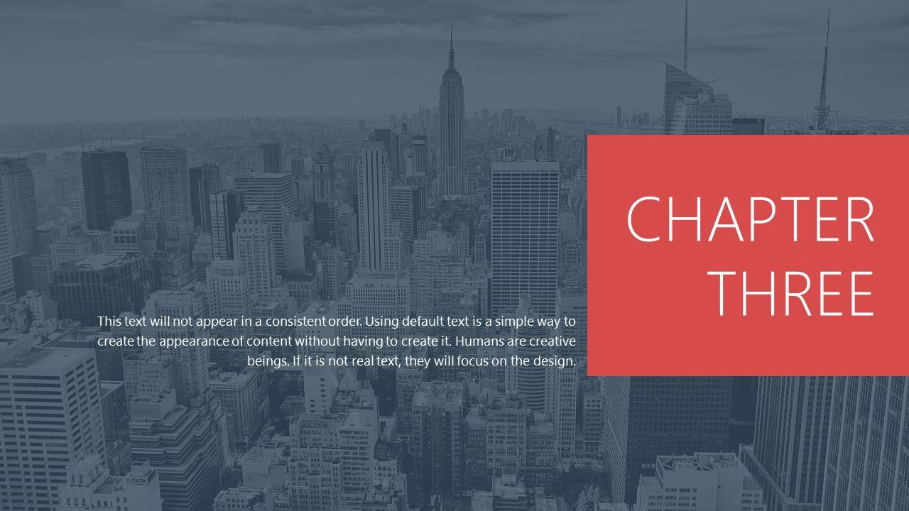 都市风格商务通用PowerPoint模板下载_预览图16