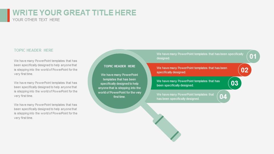 医学相关毕业论文答辩PPT模板_预览图5