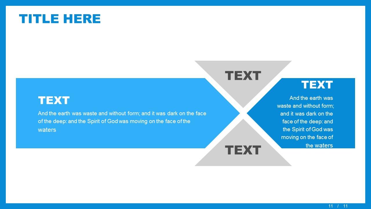 蓝色系大学答辩PPT模板下载_预览图11