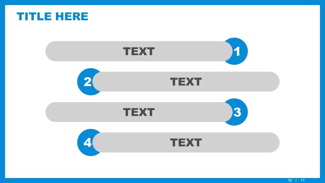 蓝色系大学答辩PPT模板下载_预览图18