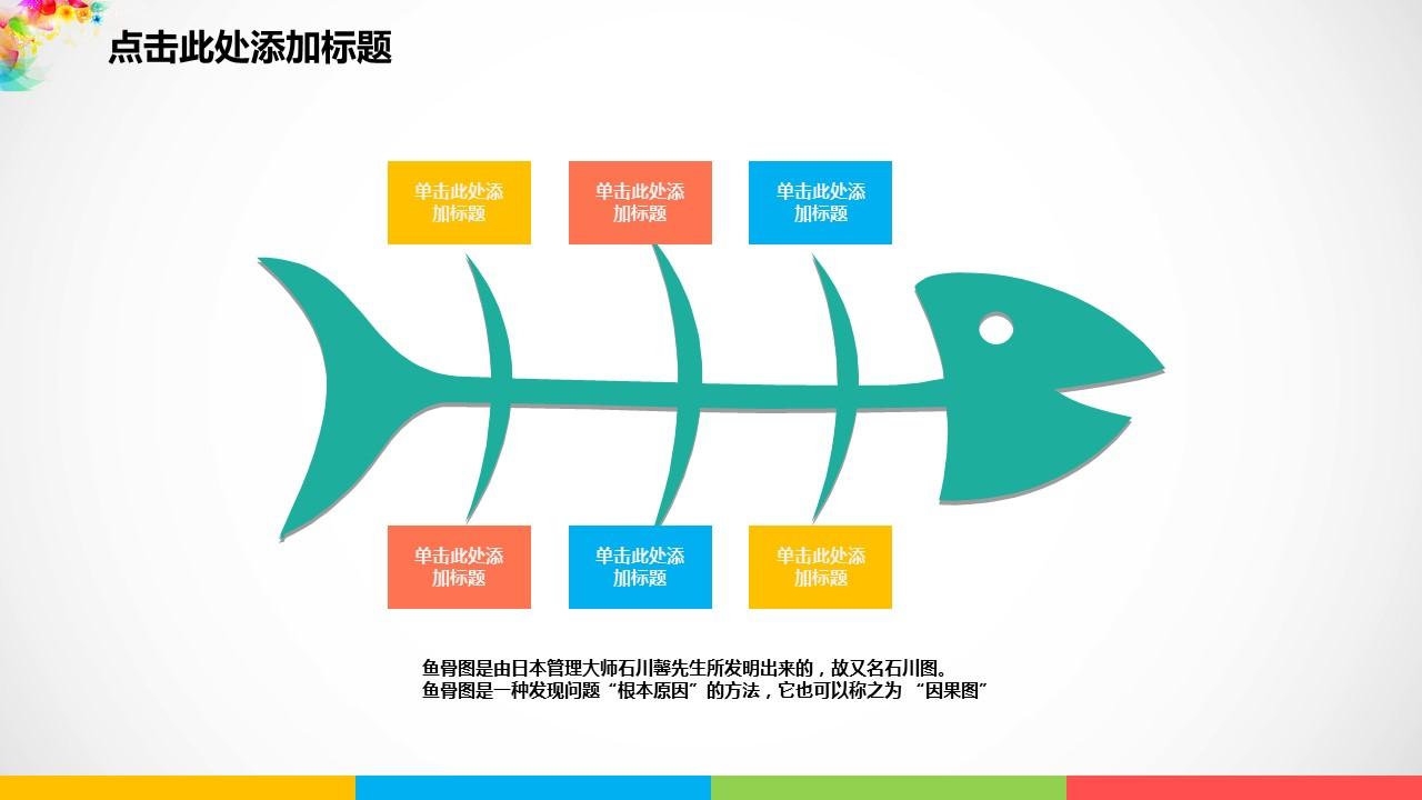 彩色梦幻年终总结PowerPoint模板_预览图20