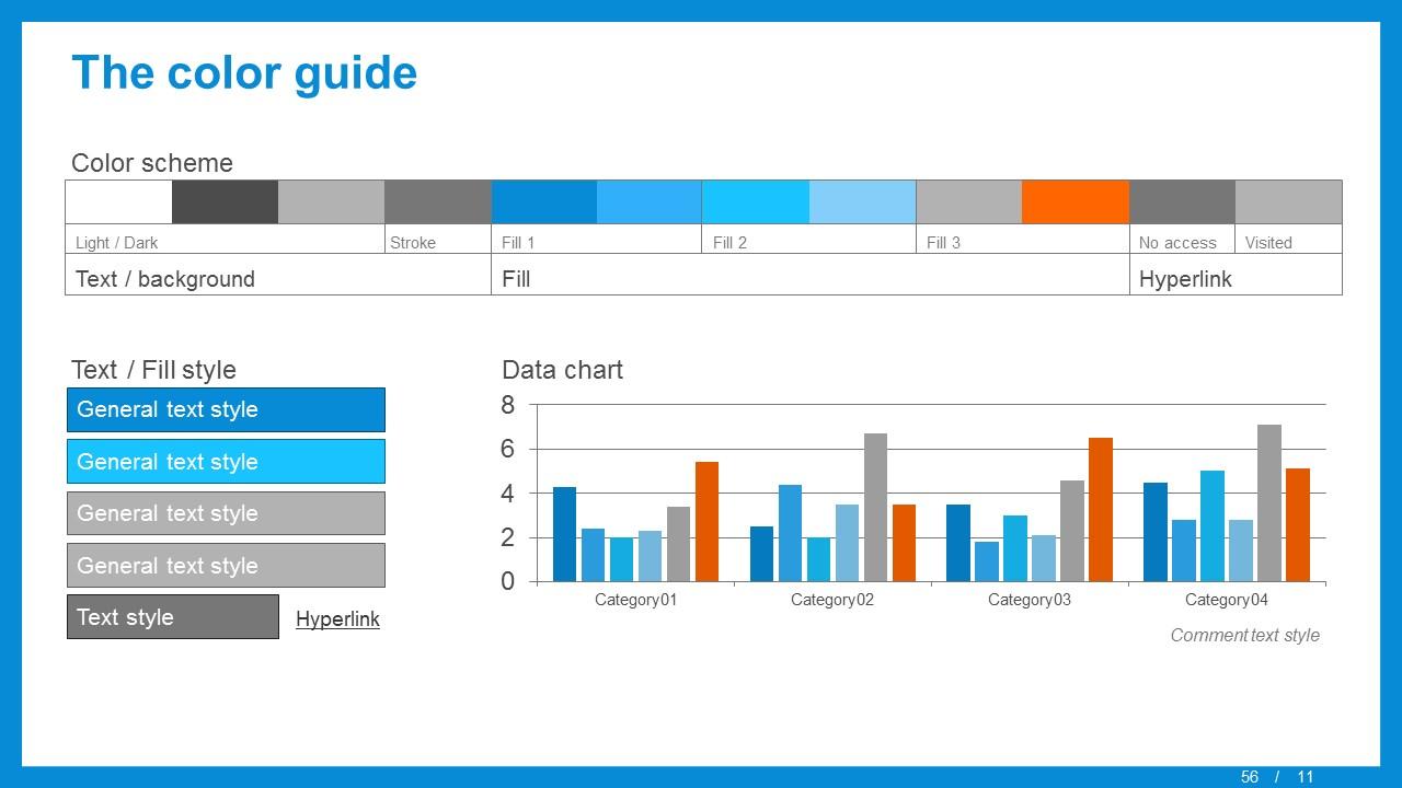 蓝色系大学答辩PPT模板下载_预览图56