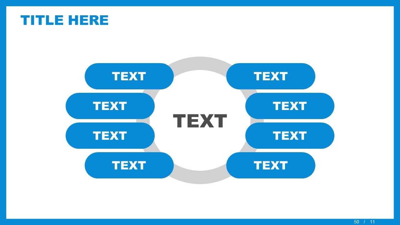 蓝色系大学答辩PPT模板下载_预览图50