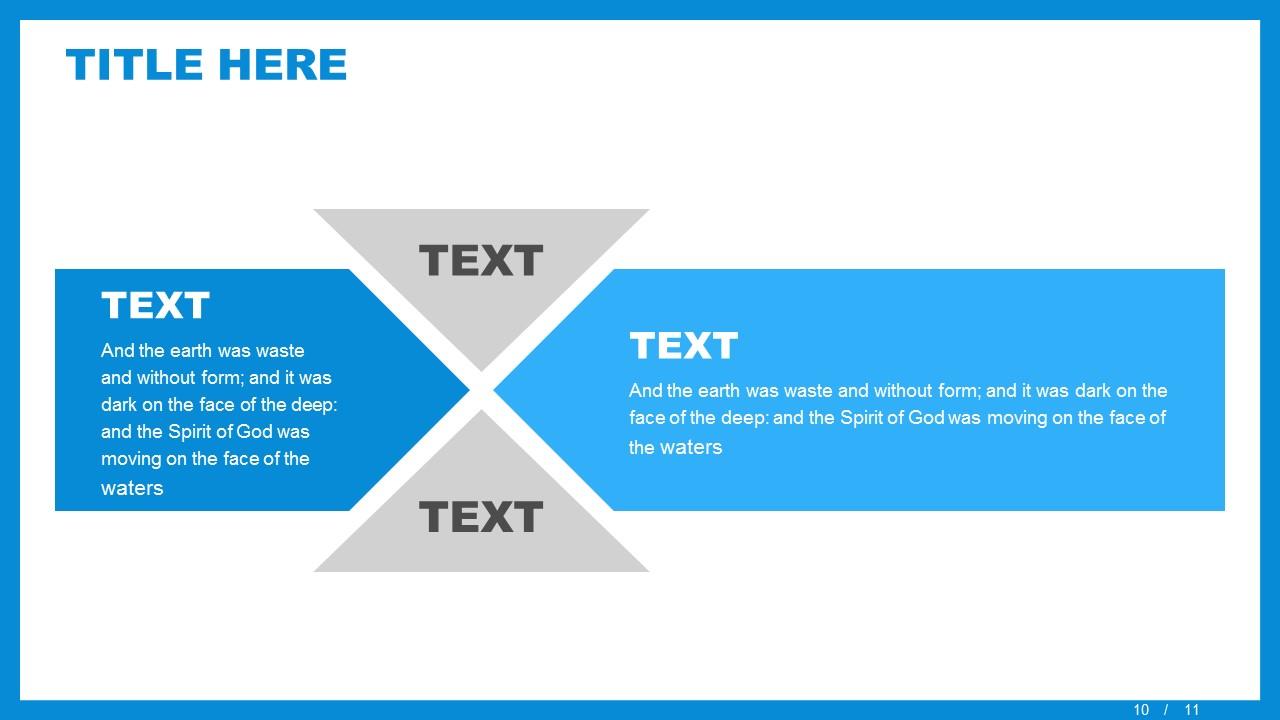 蓝色系大学答辩PPT模板下载_预览图10
