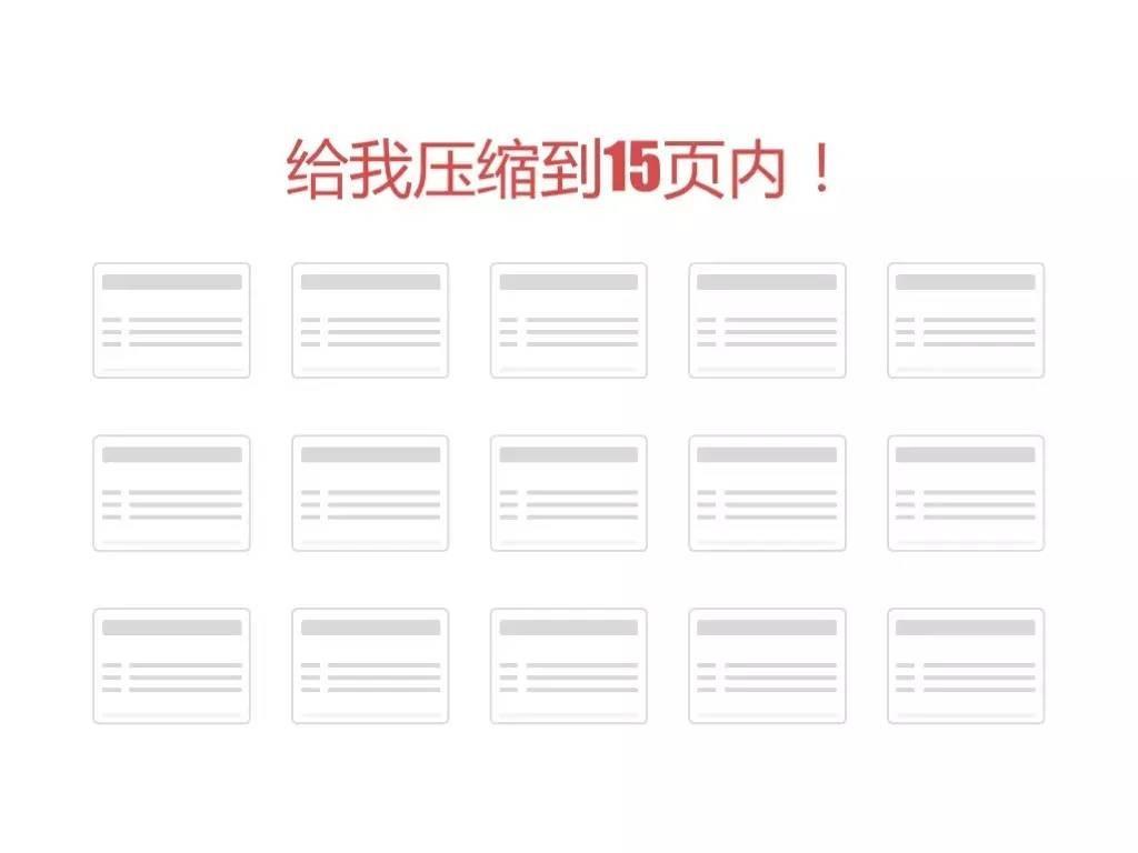 【iSlide】文字特别多的PPT报告怎么破?(案例解析)