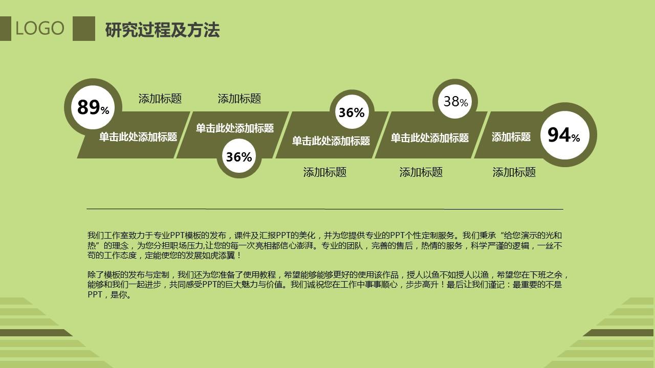 大学毕业论文答辩PPT模板下载_预览图7