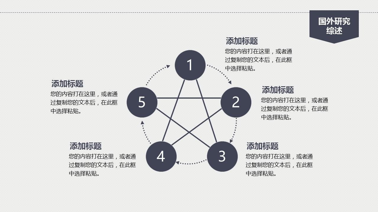 严谨实用高等学校论文答辩动态PPT模版_预览图6