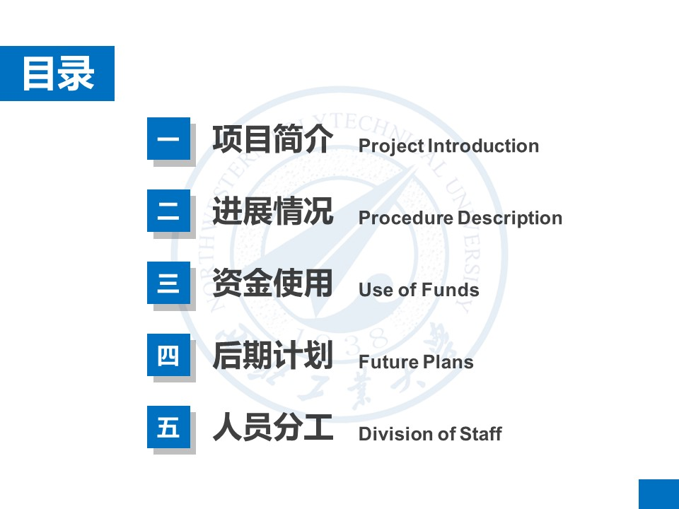 企业项目规划简洁PPT模板下载_预览图2