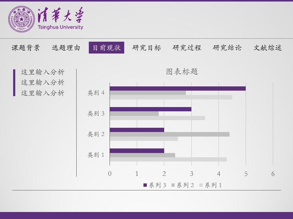紫色简洁高等学府论文答辩PPT模板下载_预览图6