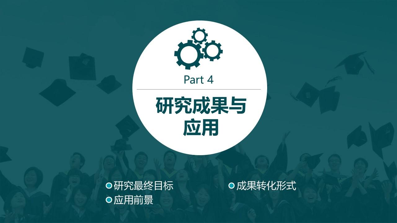 高等学府论文答辩动态PowerPoint模板_预览图18