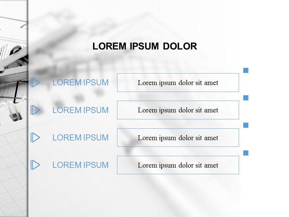 大学生学术报告PowerPoint模板下载_预览图4