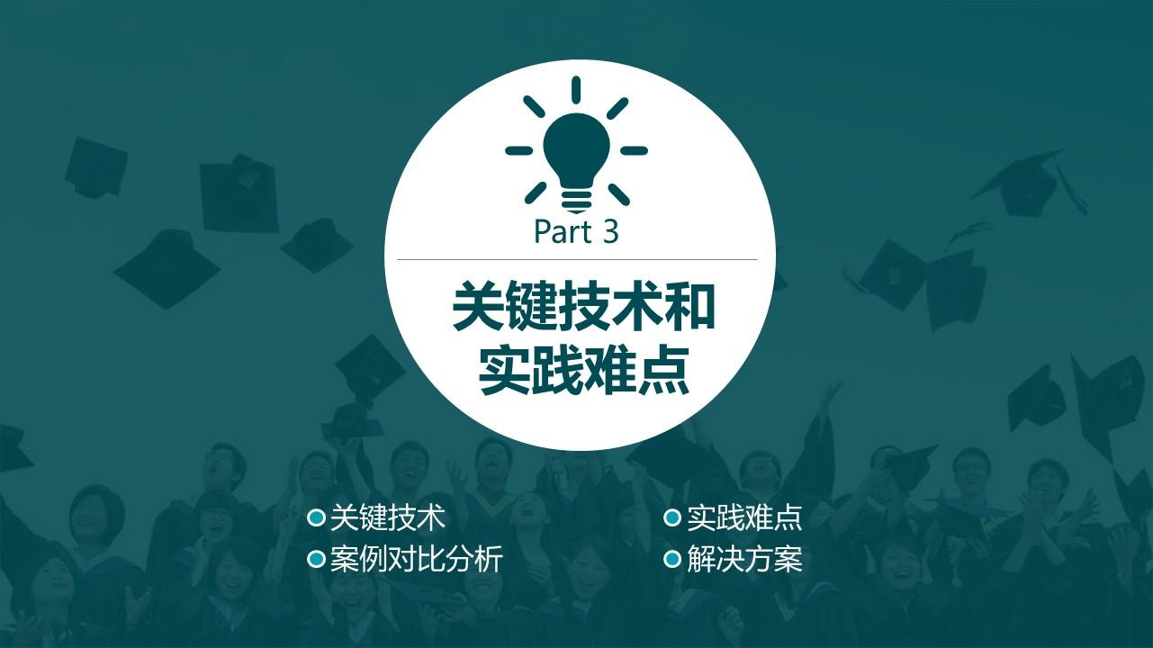 高等学府论文答辩动态PowerPoint模板_预览图14