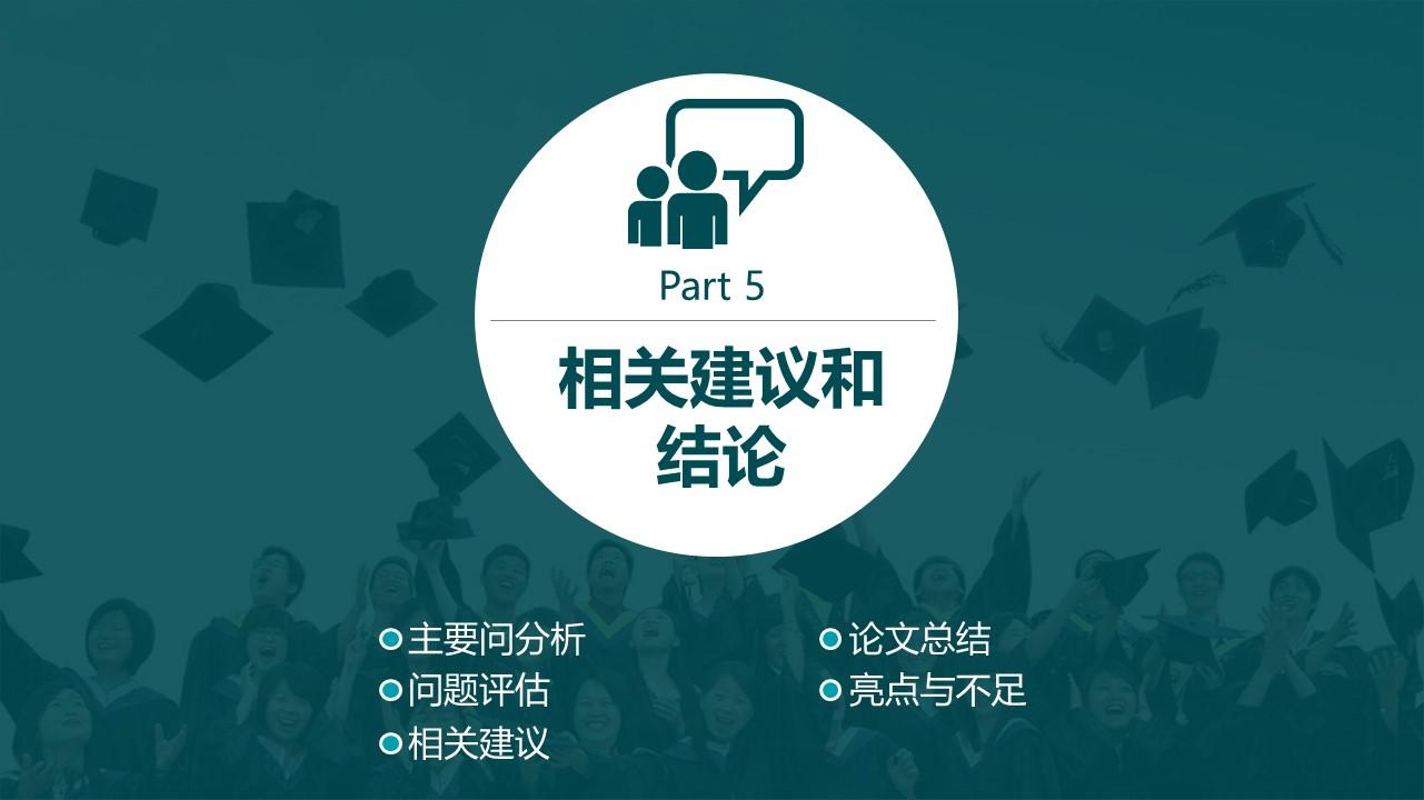 高等学府论文答辩动态PowerPoint模板_预览图22