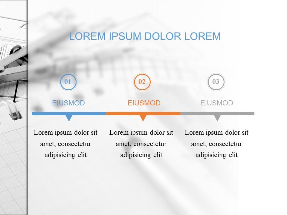 大学生学术报告PowerPoint模板下载_预览图2