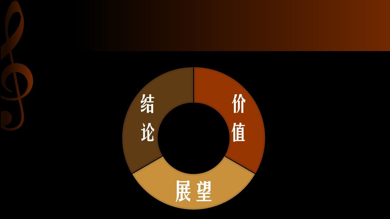 音乐主题艺术系毕业设计PPT模板下载_预览图8