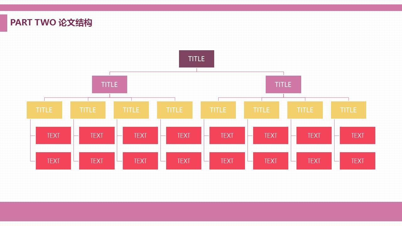 浅紫色清新风格大学论文开题报告PPT模板下载_预览图1