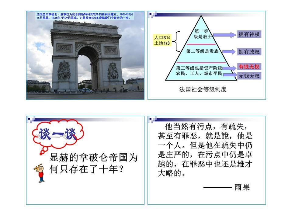 历史课件的幻灯片如何美化?「整容计划」PPT美化教程第19期