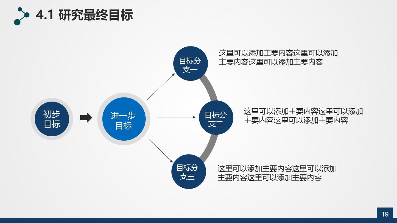 高校论文毕业答辩动态PPT模板_预览图12