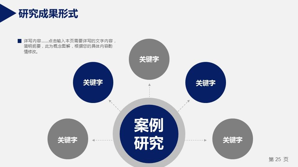 蓝色严谨研究生毕业论文答辩PPT模板_预览图18