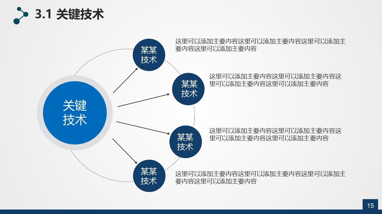 高校论文毕业答辩动态PPT模板_预览图16