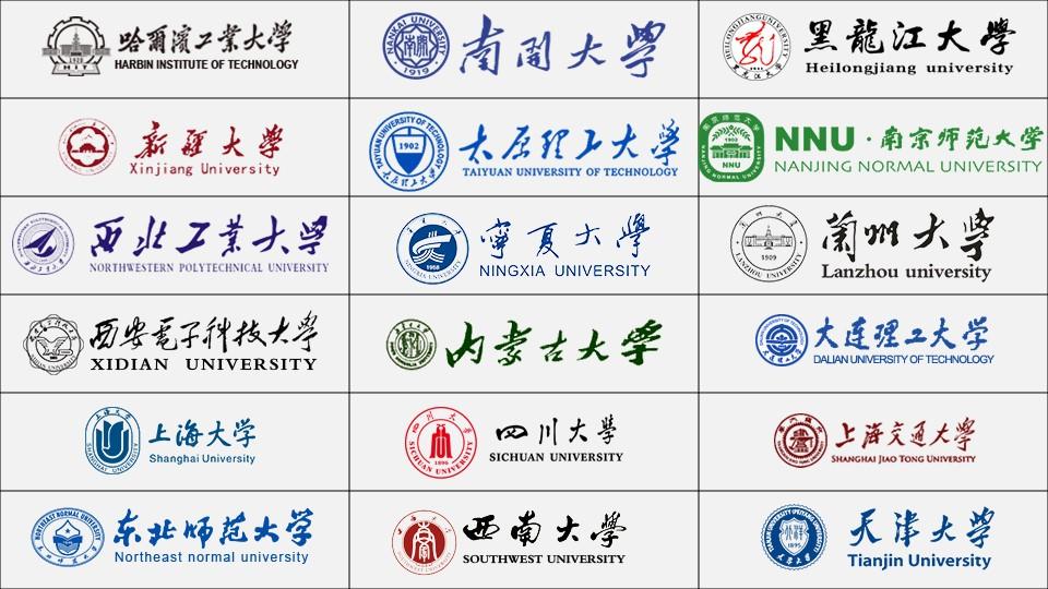 蓝色严谨研究生毕业论文答辩PPT模板_预览图5