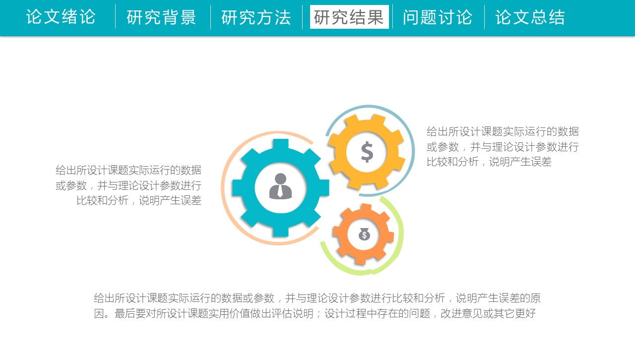 高等学府简洁毕业论文开题报告PPT模板下载_预览图15