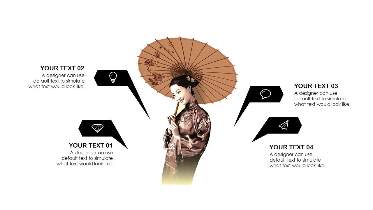 文学系中国水墨画风格论文答辩PPT模板下载_预览图17