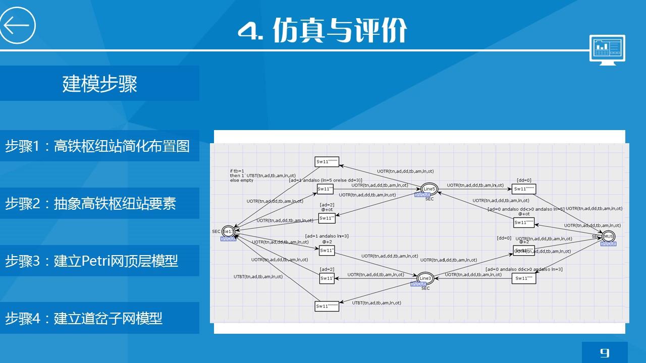 蓝色简洁研究报告PPT模板下载_预览图17
