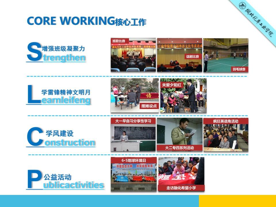 外语系文化节活动策划PPT模板下载_预览图3