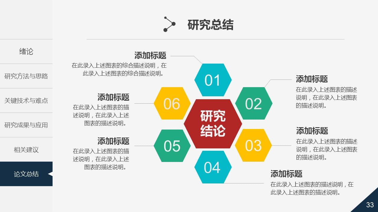 大学通用论文答辩时尚PPT模板下载_预览图33