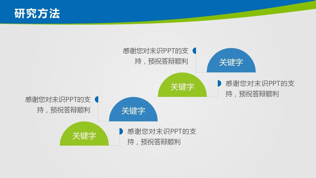 大学毕业论文答辩动态演示模板_预览图20
