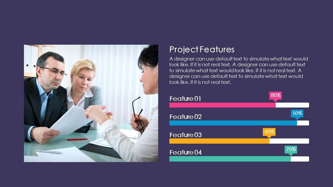紫色多彩边框论文答辩PPT模板下载_预览图15