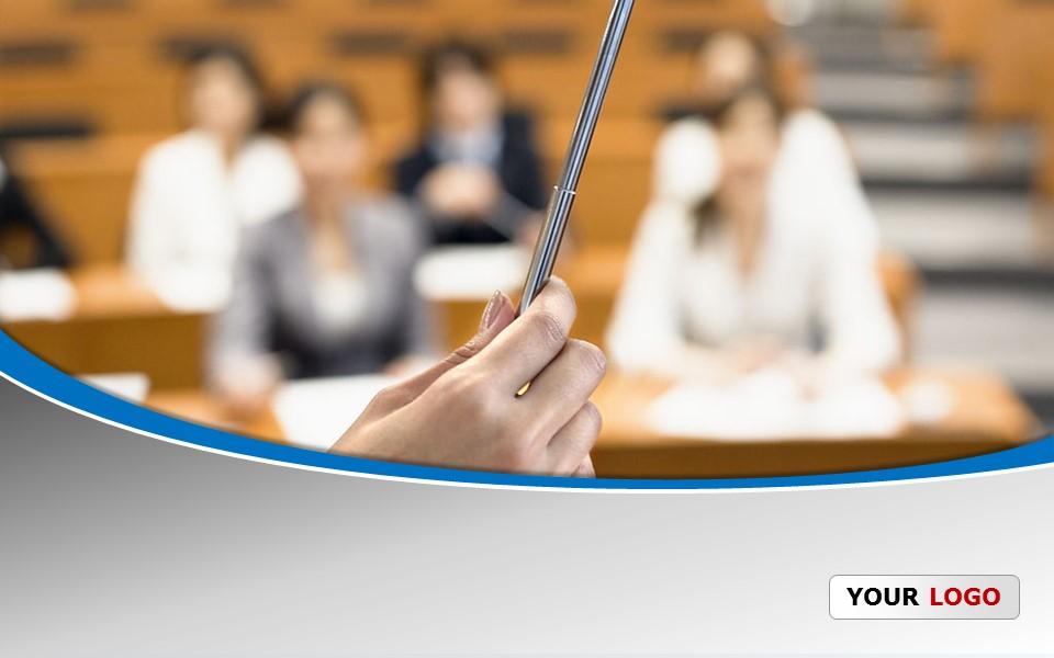 大学教学课件PPT模板下载_预览图1