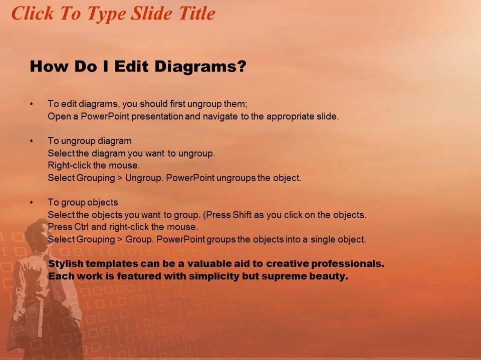 大学生职业生涯规划PPT模板下载_预览图3