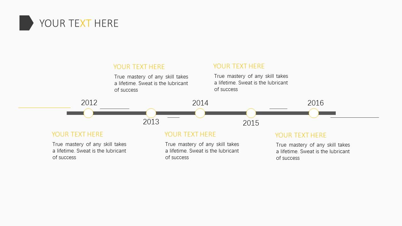 欧美风时尚商务PPT模板下载_预览图19