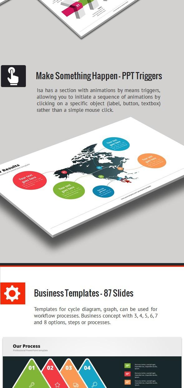 350页超时尚创意靓丽欧美全动画PPT模板