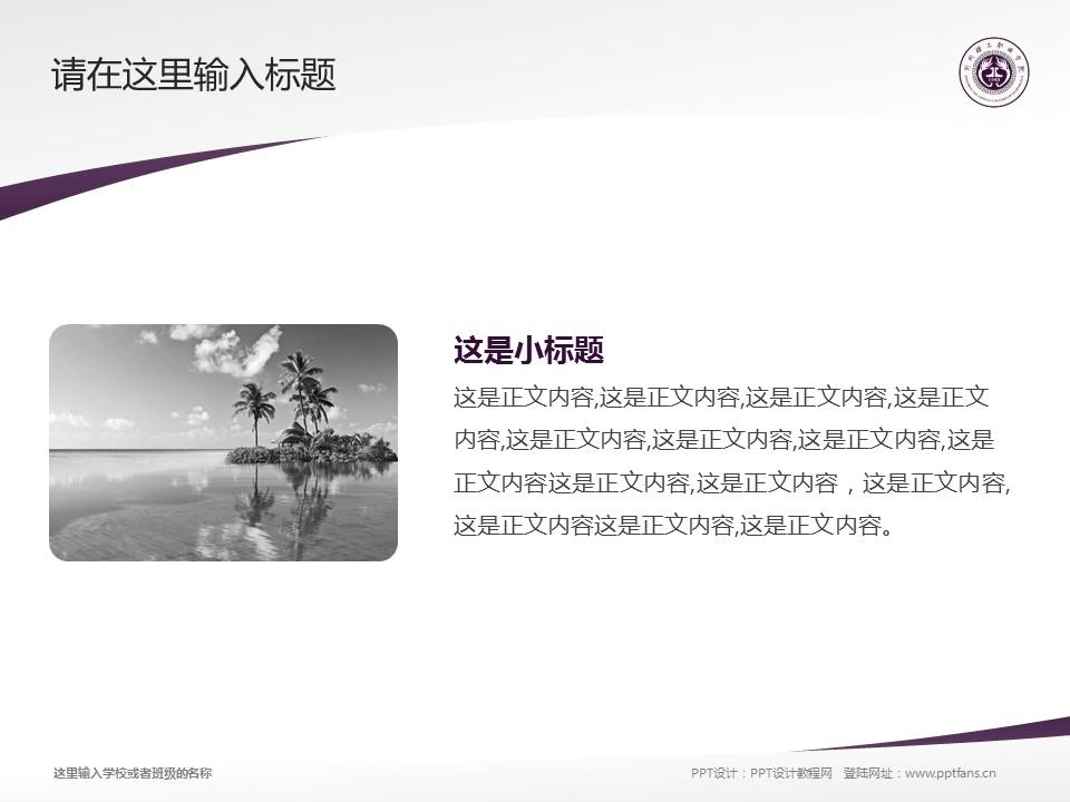 荆州理工职业学院PPT模板下载_幻灯片预览图4