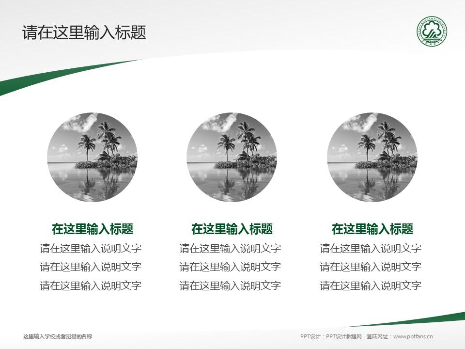 沈阳师范大学PPT模板下载_幻灯片预览图3